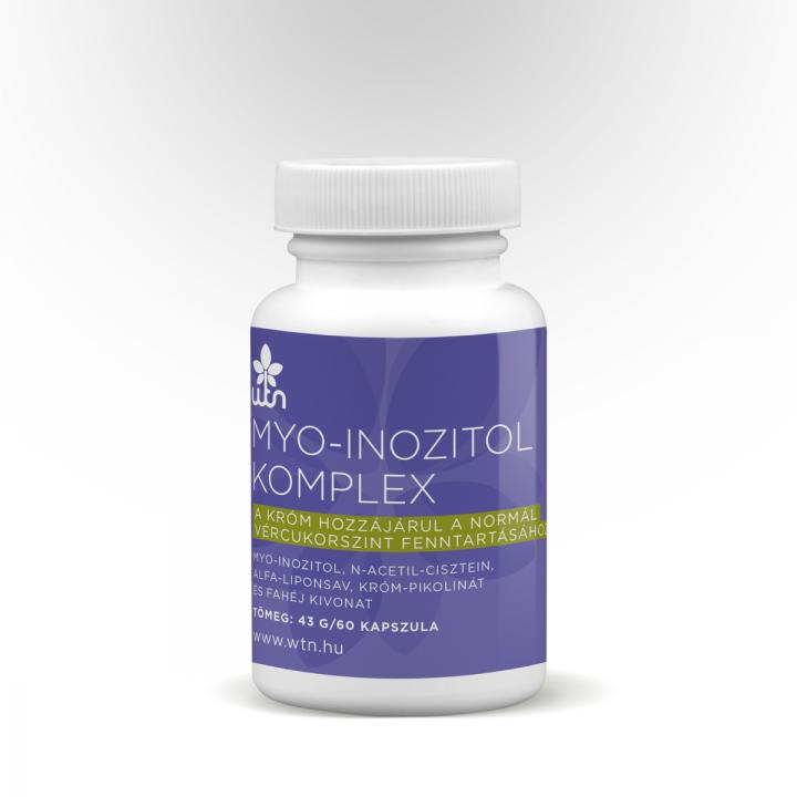 Inzulinrezisztencia esetére mio inozitol ajánlott