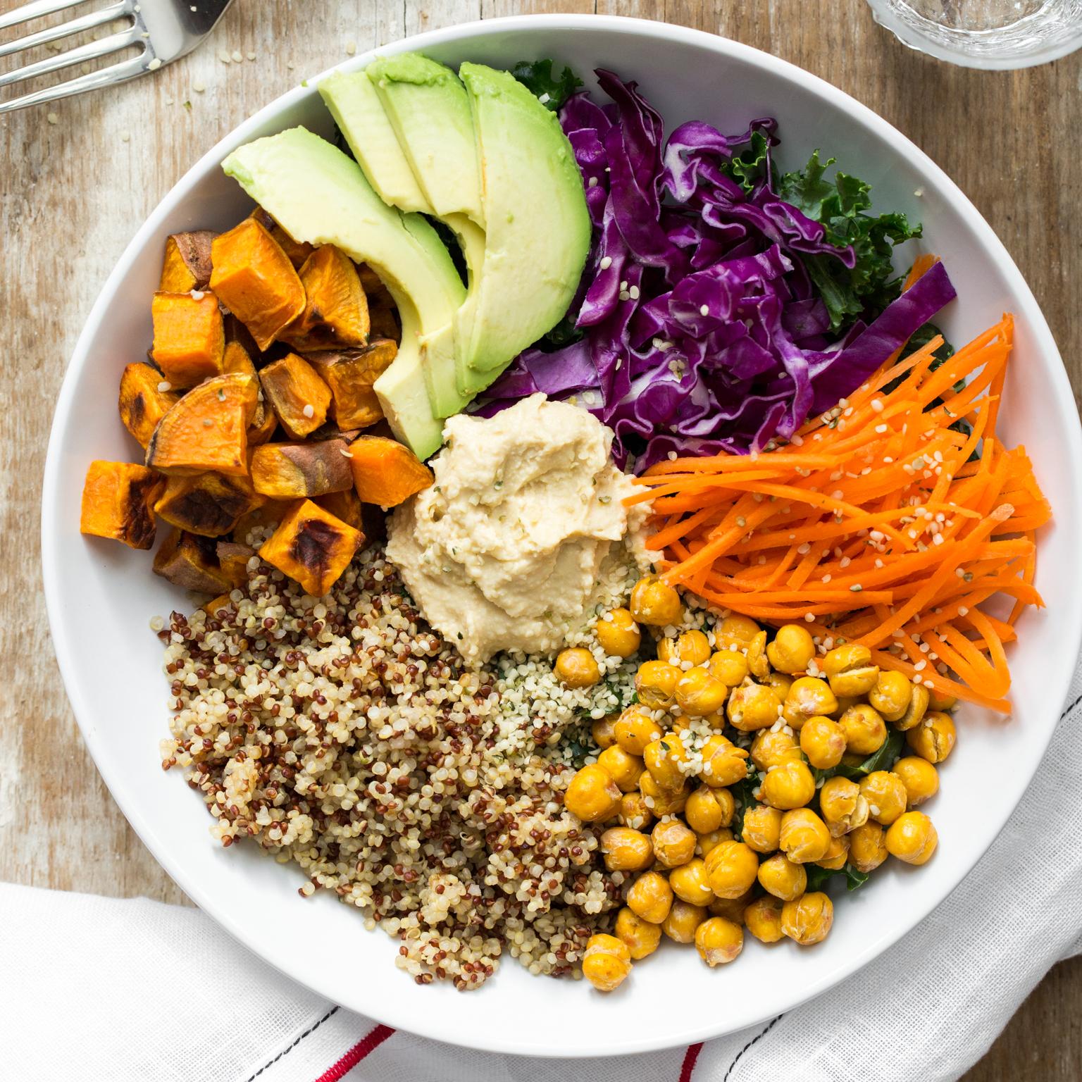 Mit eszik egy vegetáriánus?