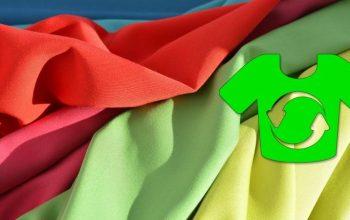 Rengeteg előnnyel jár az újrahasznosított textil
